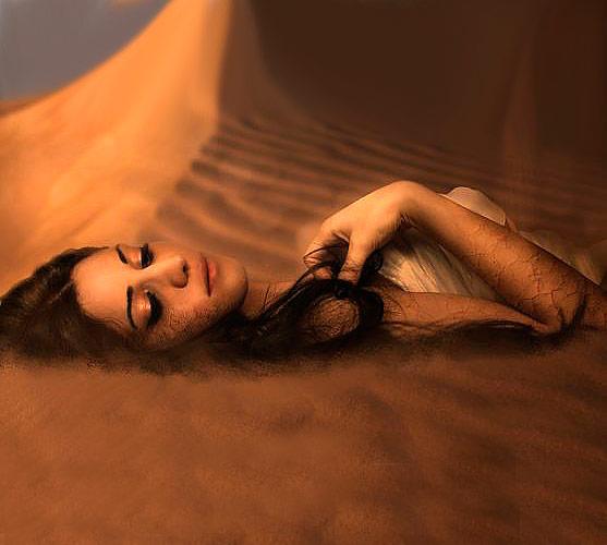Мария Пустынная